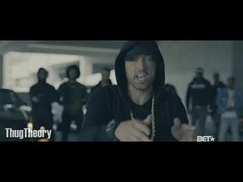 Eminem - No Social Media [ft. 2Pac, Wiz Khalifa, Logic] 2018