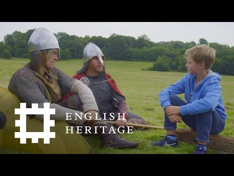 Battle of Hastings: an Interview with King Harold and William the Conqueror