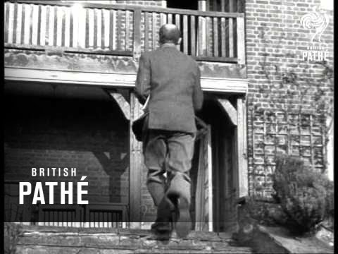 Personality Meet - Ernest Shepard (1946)