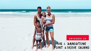 Big 4 Sandstone Point & Bribie Island, QLD - Epi. 32