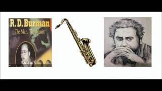 Meri Bheegi Bheegi Si - Saxophone