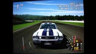 TOCA RACE DRIVER 2, PlayStation 2, Gameplay, Codemasters