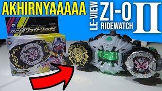 Download Video BUSET! RIDEWATCH TERBARU INI BISA DIBELAH DUA! - DX Kamen Rider Zi-O ridewatch 2 (LE-VIEW #21) MP3 3GP MP4