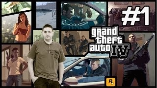 Gameplay GTA IV | Español | Parte 1 | PC HD | 1080p