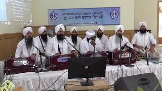Man Na Rahai Kaisay Miloh Piaaray - Bhai Nirmal Singh Nagpuri at Guru Ram Das Darbar, Calgary