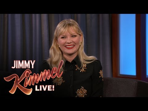 Kirsten Dunst on Engagement to Jesse Plemons