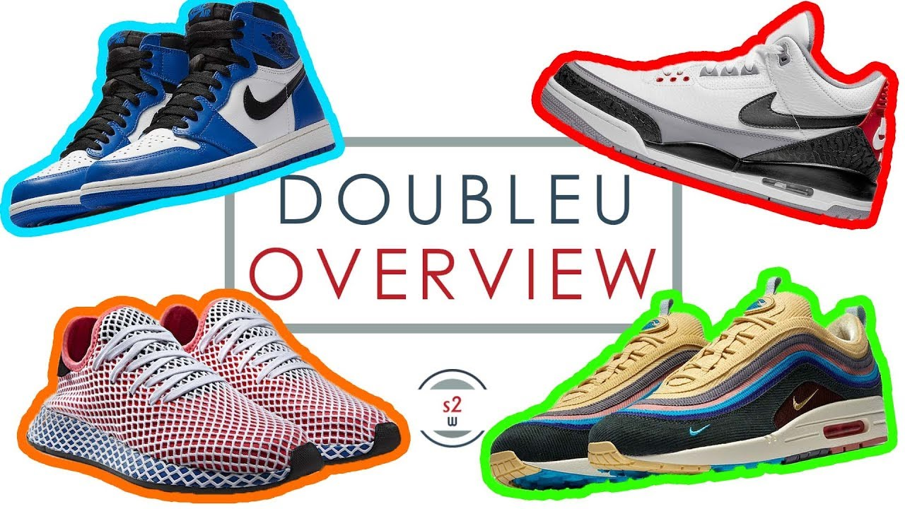 big sale cec66 03e7f Sean Wotherspoon Air Max 971 and Tinker Jordan 3  Notable Sneaker  Releases of March 19 - 25, 2018