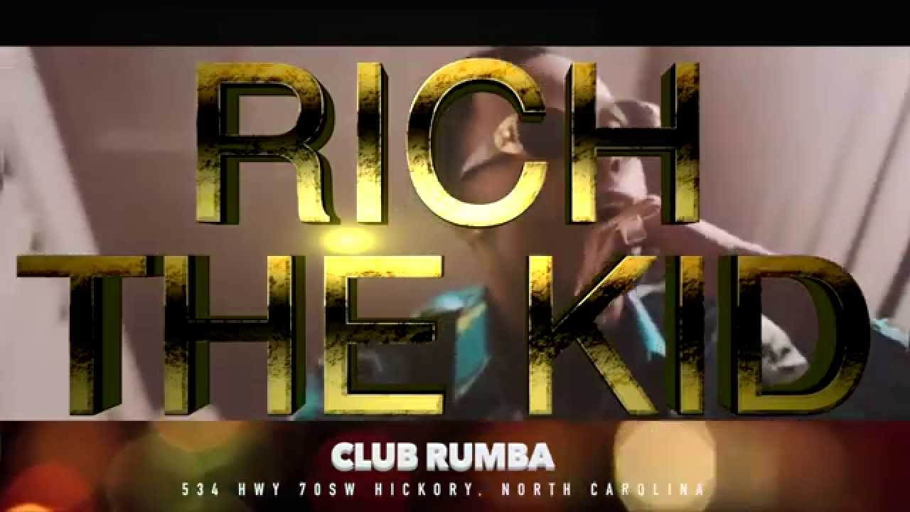 Download The Diamond Princess Trina & Rich The KID Performing Live @rumbadecache Hickory NC