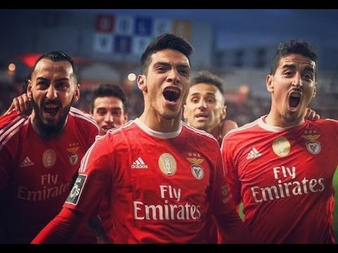 SL Benfica ● Top Goals 2016