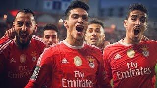 SL Benfica ● Top Goals 2016