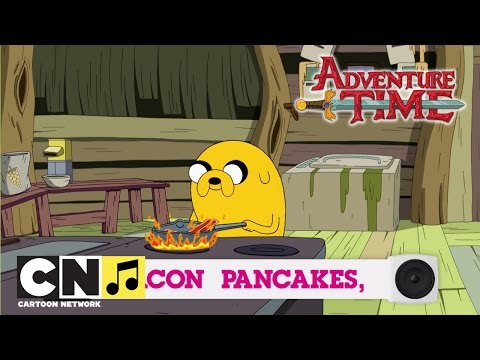 Adventure Time | Bacon Pancakes – Toon Tunes Songs | Cartoon Network