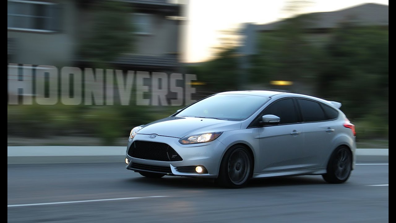 Exploring the Hooniverse Mountune Focus ST