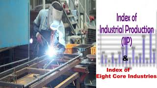 Index of Industrial Production(IIP)/Index of Eight Core Industries detailed analysis- #UPSC #IAS