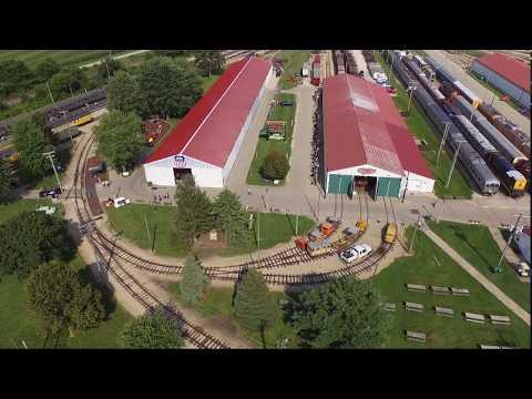 IRM Illinois Railway Museum Vintage Transportation Weekend Part 2