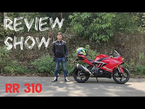TVS APACHE RR 310  REVIEW AND RIDE IN NEPAL