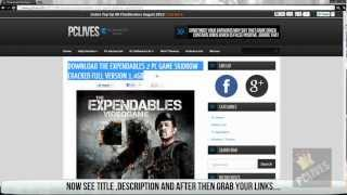 Download The Expendables pc game with skidrow crack Full Version Free Single Link