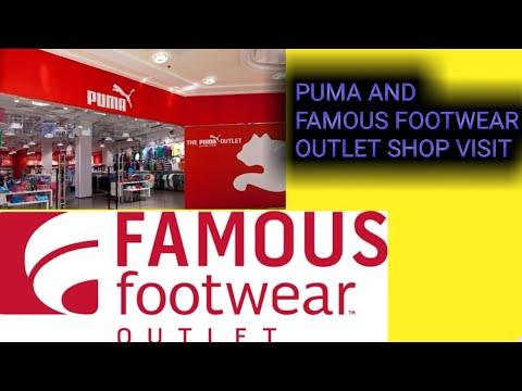 Sneaker Shop Visit PUMA OULET   FAMOUS FOOTWEAR OUTLET   Outlet Riverwalk  New Orleans d39e14a7d