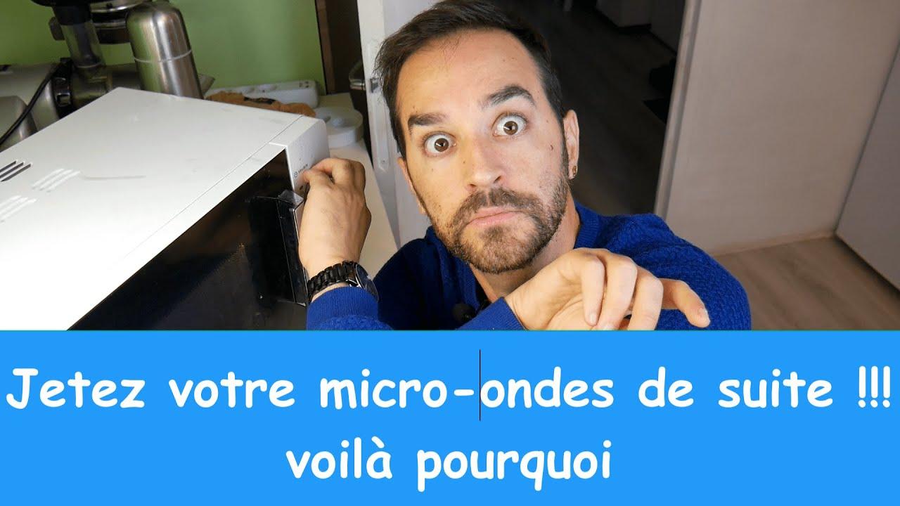 La vérité sur votre micro-ondes !!!