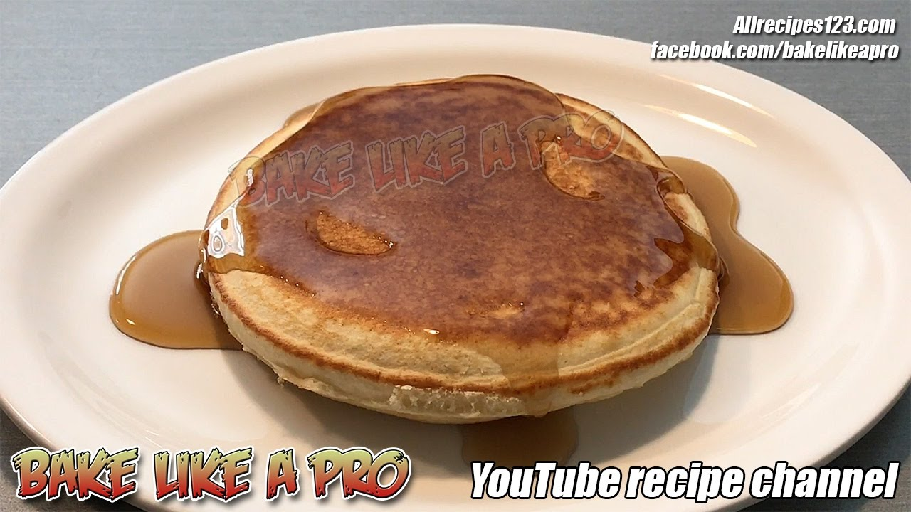 National pancake day easy pancakes recipe youtube national pancake day easy pancakes recipe forumfinder Images