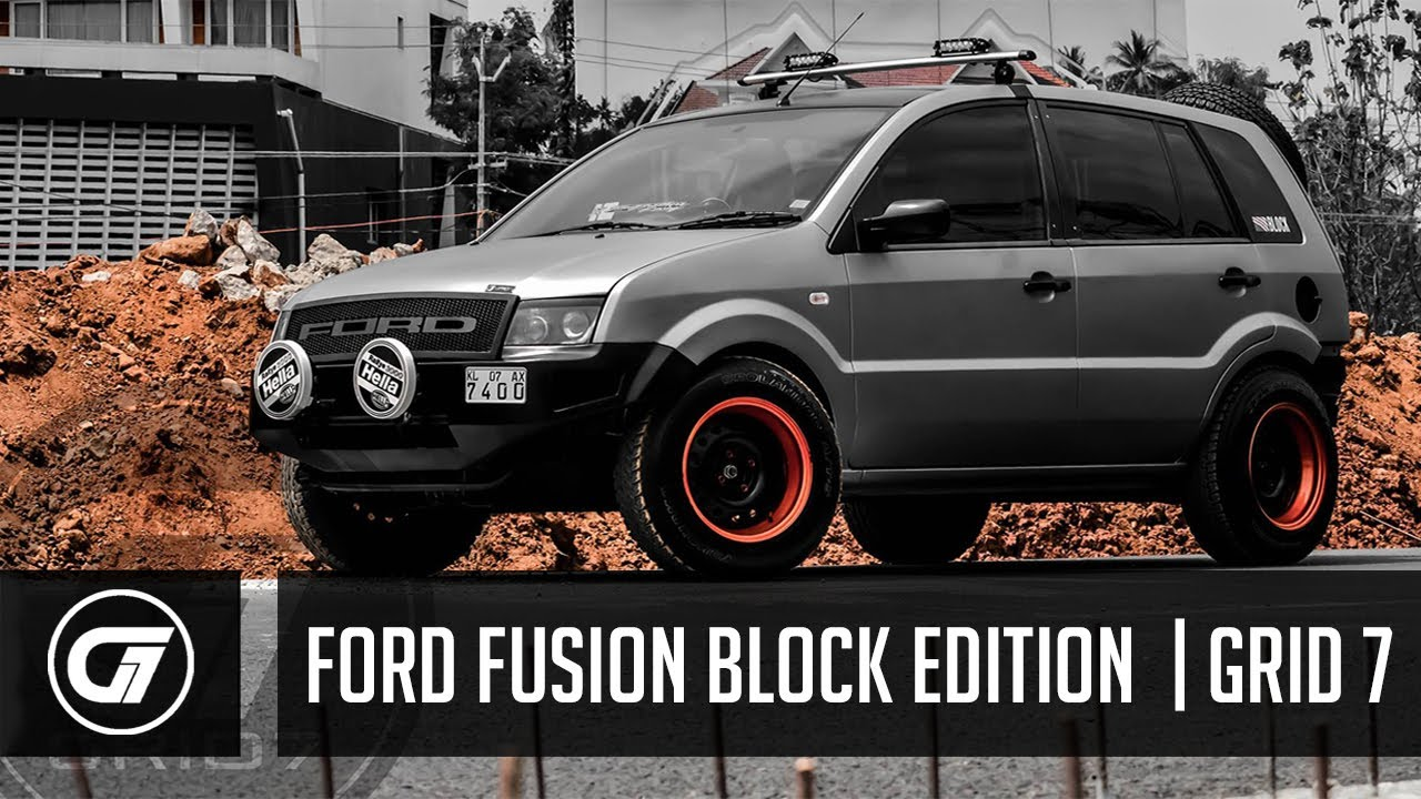 Ford Fusion Modified Block Edition Grid 7