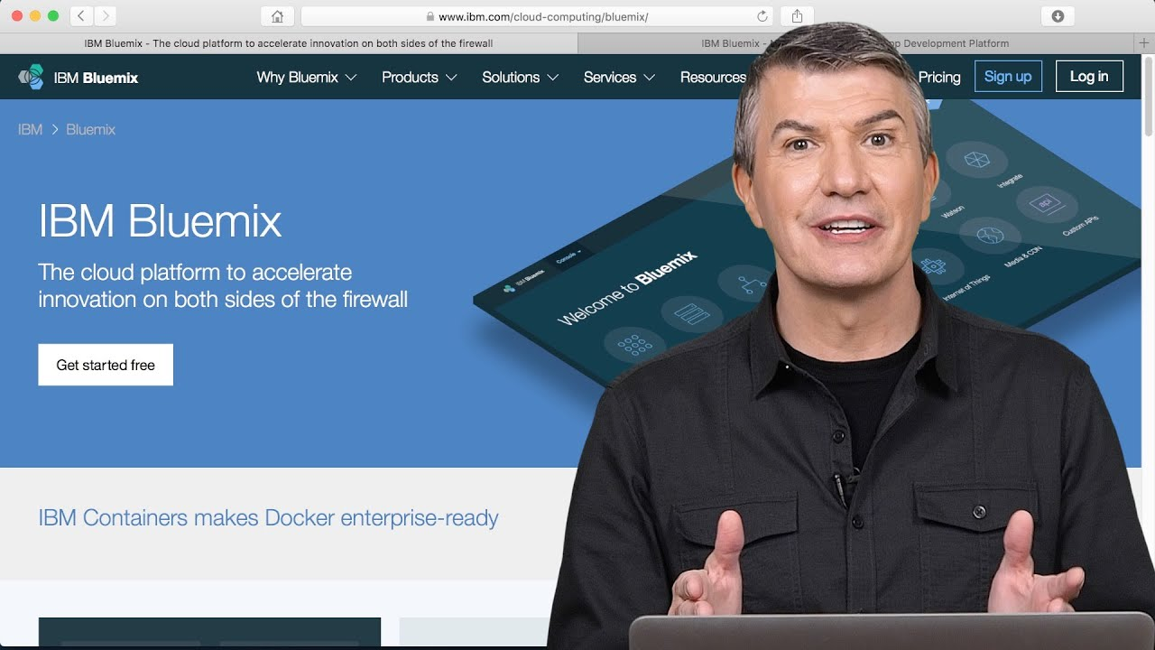 Deploying Docker Containers to IBM Bluemix, A to Z