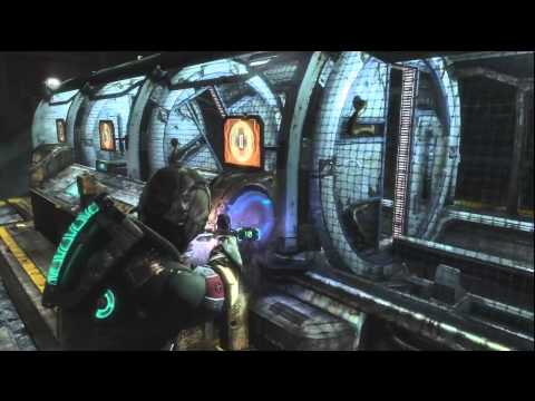 """Dead Space 3 : Chapter 14 """" Everything Has Its Place"""" Paleontology Sector Walkthrough (HD"""