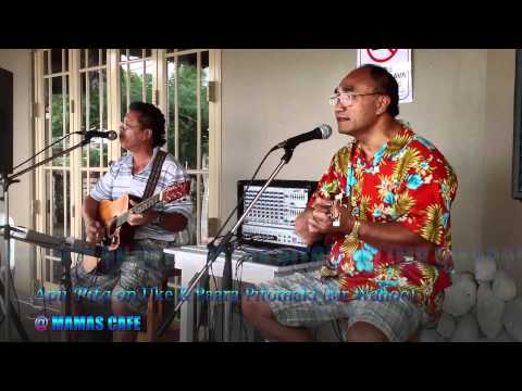 Cook Islands Holiday Guide - Singers Apii Pita & Paara Pitomaki