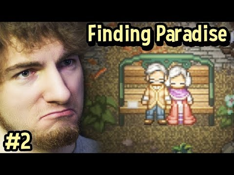 Finding Paradise - The Feels Are Starting HARD - (Finding Paradise Gameplay Part 2)