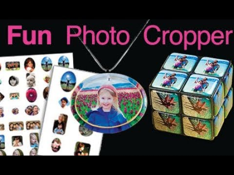 Resin Tutorial - Fun, Easy Photo Cropper for jewelry and other resin projects, by little-windows.com