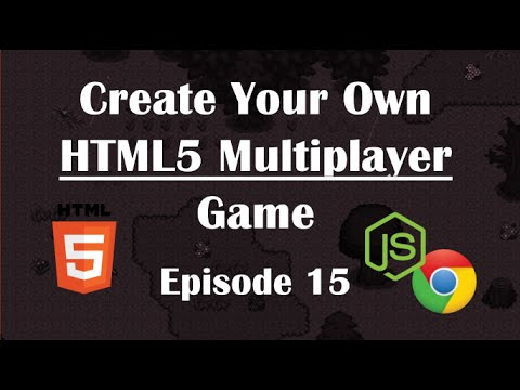 15- Making Multiplayer HTML5 Game: Performance Profiling. NodeJs Tutorial Guide