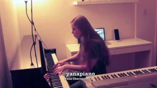 ОЛЬГА БУЗОВА-ПОД ЗВУКИ ПОЦЕЛУЕВ [YANA CHERNYSHEVA PIANO VERSION] [ПИАНО ВЕРСИЯ]