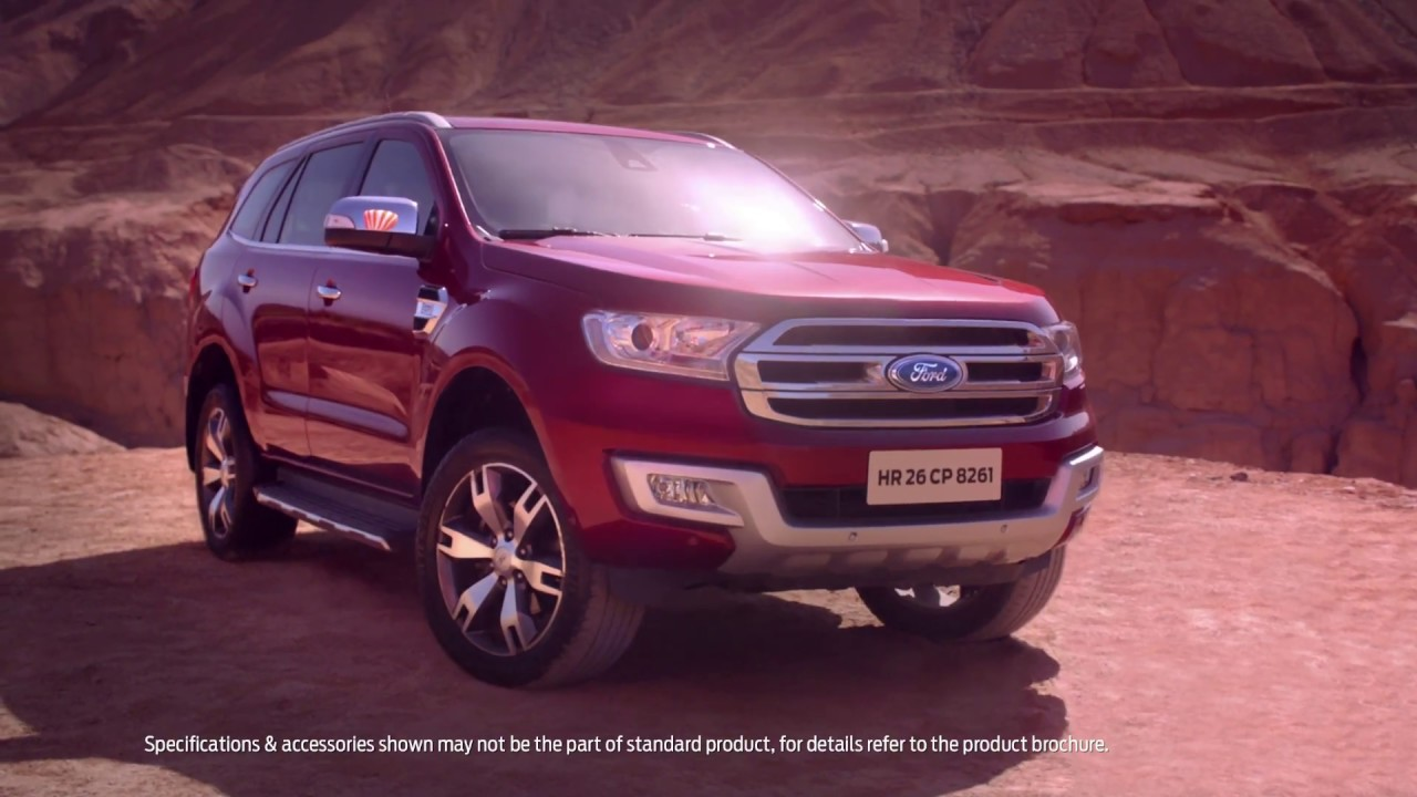 Hindi All New Endeavour The Most Awarded Premium Suv Of
