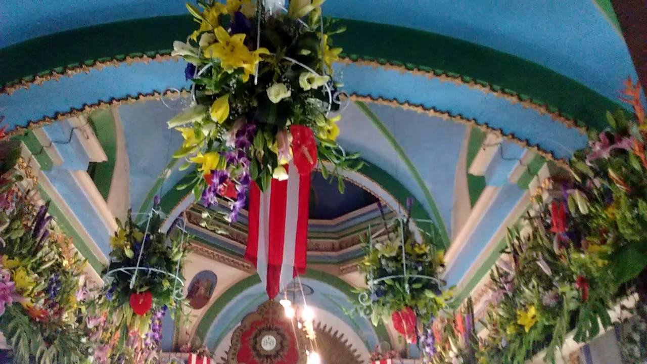Iglesia San Antonio Portezuelo Feria 2016 Youtube