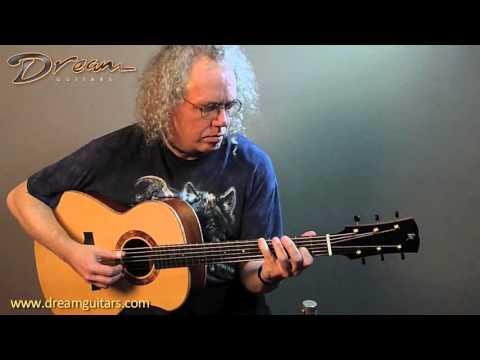 "Dream Guitars Performance - Robin Bullock - ""Shenandoah"""