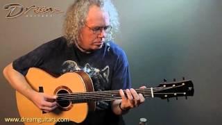 Dream Guitars Performance - Robin Bullock - Shenandoah