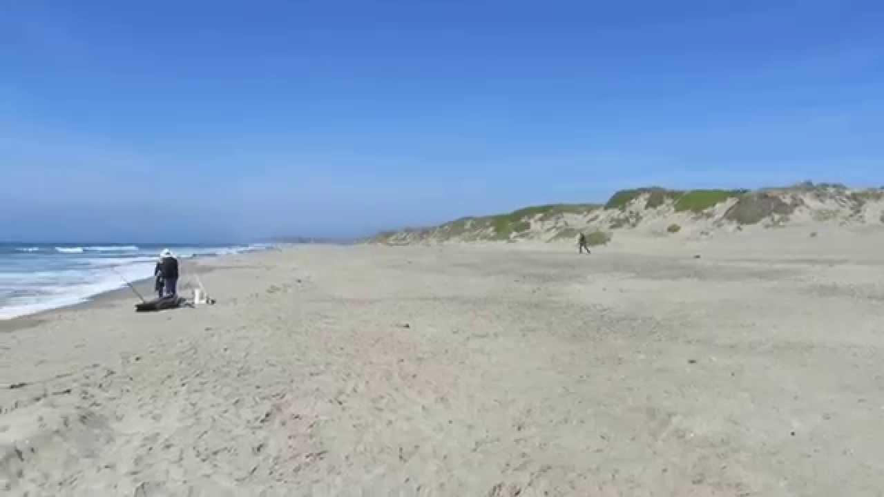 Zmudowski State Beach Moss Landing Ca 360 Degree View
