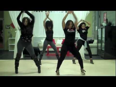 Rihanna Roc Me out Dance Cakes Choreography @iamcakes