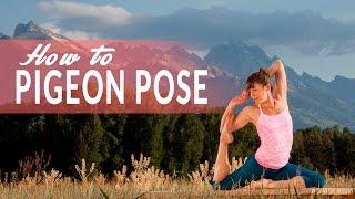 Yoga Today: How to do Pigeon Preparation Pose, Part 1 (Eka Pada Rajakapotasana)