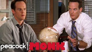 Randy's Best Theories | Monk