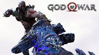 ТОЧИЛЬНЫЙ КАМЕНЬ И ГЮДЛЬВЕЙГ ► God of War #24