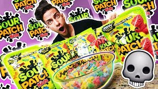 BUYING 10,000 GIANT SOUR PATCH KIDS! (MOST SOUR CANDY CHALLENGE)