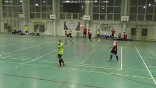 Мелиоратор Спортик 8 ТУР Чемпионата КЛФЛ по мини футболу сезон 2020 2021