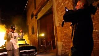 "Behind The Scenes: The-Dream ""Slow It Down"" ft. Fabolous"