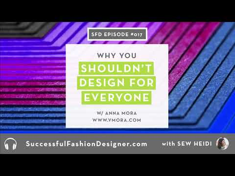 SFD017: Why You Shouldn't Design for Everyone with Anna of VMora