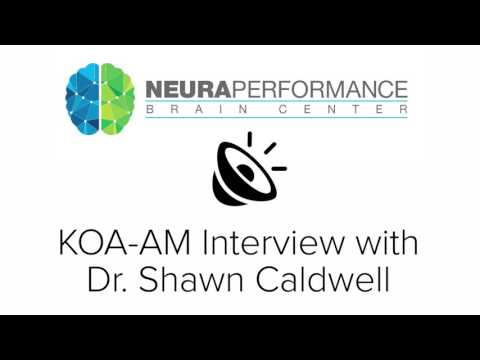 Dr. Caldwell on KOA-AM