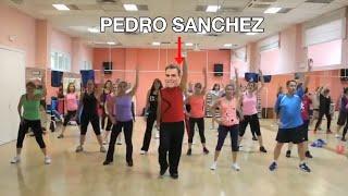 El ridículo vídeo de los comunes para hacer campaña contra Sánchez
