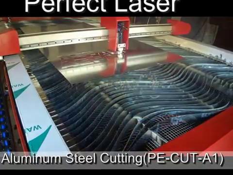 Perfect Laser-PE-CUT-A1 Plasma Cutting Machine for 0.5-5mm Aluminum Ads Letter