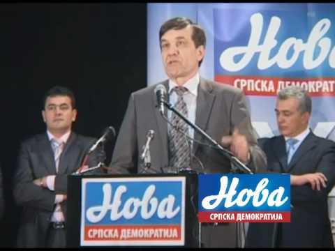 Нова српска демократија - Пљевља