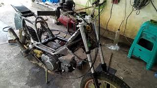 Modifikasi Motor Ojek Gabah Motor Motor Unik
