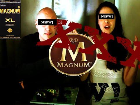 Trying Magnum VEGAN Ice Cream Bars! TASTE TEST!